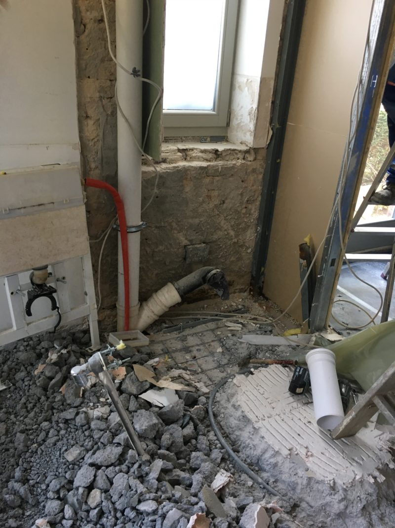 Living with renovations – a short survival guide